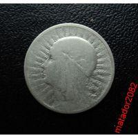 2 злотых 1933 Ядвига.Серебро