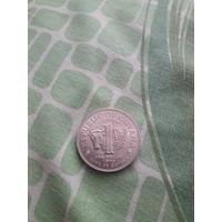 ГАЙАНА 1 доллар1970 год
