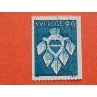 Швеция 1979г. Искусство.
