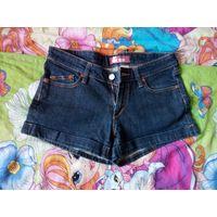Джинсовые шорты H&M 42-44