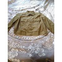 Военная рубашка( женская) 39-2