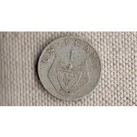 Руанда 1 франк 1974(Nv)
