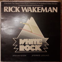 RICK WAKEMAN - 1976 - WHITE ROCK, LP, (GERMANY)