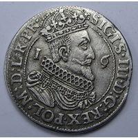 ОРТ 1623 (1/4 ТАЛЕРА) , ГДАНЬСК, СИГИЗМУНД III, СОСТОЯНИЕ! ЛУЧШИЙ НА АУКЦИОНЕ!