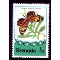 1 марка 1975 год Гренада 693