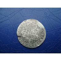 6 грошей (шостак) 1663 (3)