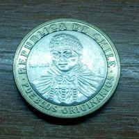 Чили 100 песо 2006