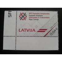 Латвия 2016 символика