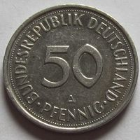 50 пфеннигов 1990 A Германия