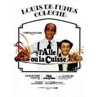Крылышко или ножка (комедия, 1976, Луи де Фюнес)