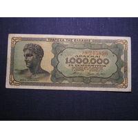 Греция 1 Миллион Драхм 1944