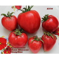 Семена томата Mrs. Schlaubaugh s Famous Strawberry.
