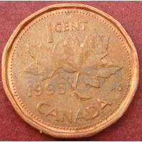 5696:  1 цент 1995 Канада
