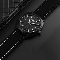 Стильные мужские кварцевые часы.