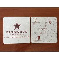 Подставка под пиво Ringwood Brewery /Великобритания/