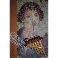 Какой-то сувенирный музыкальный инструмент ручной работы -*/HandMade/- новый, ед.экз.
