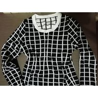 Тёплый женский костюм(кофта, юбка)