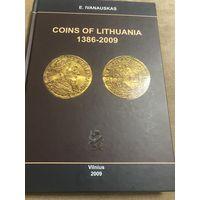 Каталог Монеты ВКЛ 1386-2009