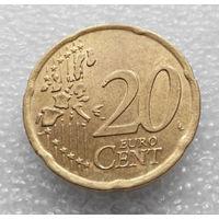 20 евроцентов 2002 Ирландия #02