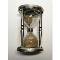 Старинные песочные часы с клеймами ( Европа )