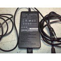 Блок питания (зарядное устройство) для ноутбука Toshiba