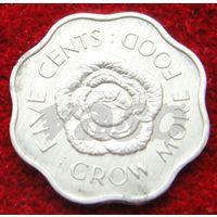 3245:  5 центов 1972 Сейшелы