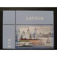 Латвия 2011 рижский порт