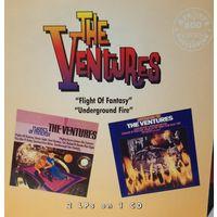 The Ventures - Flight Of Fantasy & Underground Fire