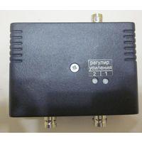 Двухканальный усилитель эфирного сигнала на базе AD8056ARZ
