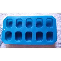 Форма для льда, пищевая резиновая. распродажа
