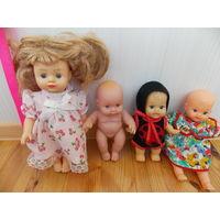 Куклы по 6 р за 1 шт