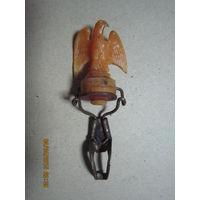 Пробка для бутылки (орел,пластмасса)