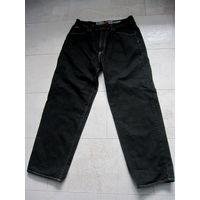 Джинсы черные мужские размер 36 (54)