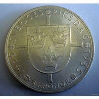 Швеция. 5 крон. 1935г .