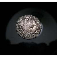 ПОЛЬША грош 1607