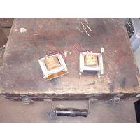 Два трансформатора тс-10-1 (цена за оба)
