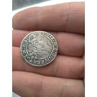 Шестигрошовик, шесть грошей 1625 г. Сигизмунд |||