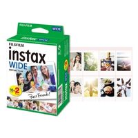 Фотопленка (фотобумага, картридж) Fujifilm Instax Wide (20 шт.)