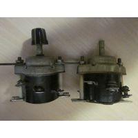 Пакетный выключатель ПВМ-З-10 или ППМ-4-10.Корпус и ручка - карболит (бакелит)