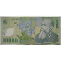Румыния 10000 лей 2000 г. (d)