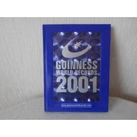 Энциклопедия Рекорды Гиннеса 2001 Лондон Великобритания - 288 стр., английский язык.