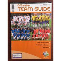 Журнал - Offizieller TEAM GUIDE 2006