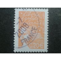 Франция 2002 стандарт 0,20