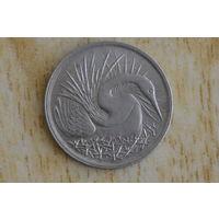Сингапур 5 центов 1977