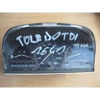 102026 Seat Toledo щиток приборов VDO 81117785
