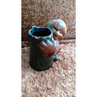 Карандашница, керамика