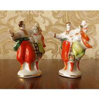 Украинский танец 4,7 см автор Сергеев Барановка 2 штуки