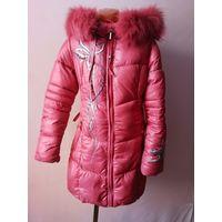 Пальто зимнее на рост 152 см
