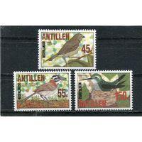 Нидерландские Антиллы. Птицы, вып. 1984
