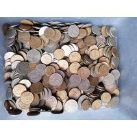 2 кг монет 1992-1993 гг цена снижена!